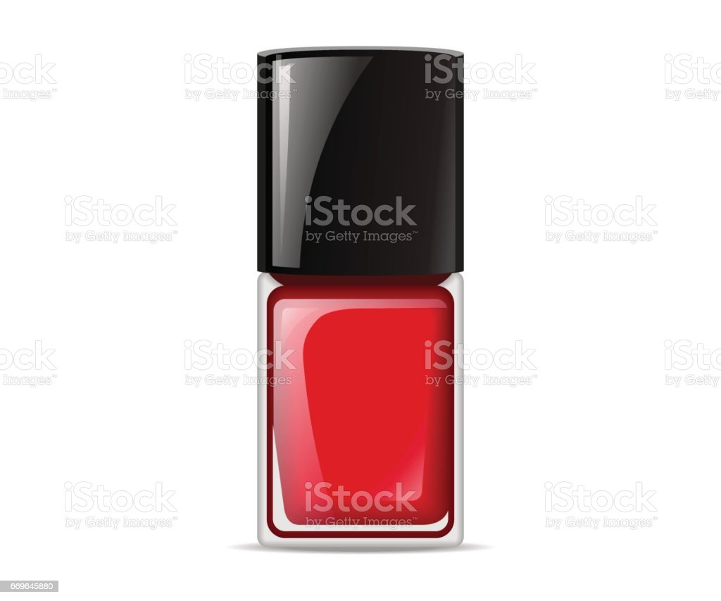 royalty free nail polish bottle clip art vector images rh istockphoto com nail polish clipart images