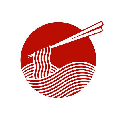 Red Noodle logo