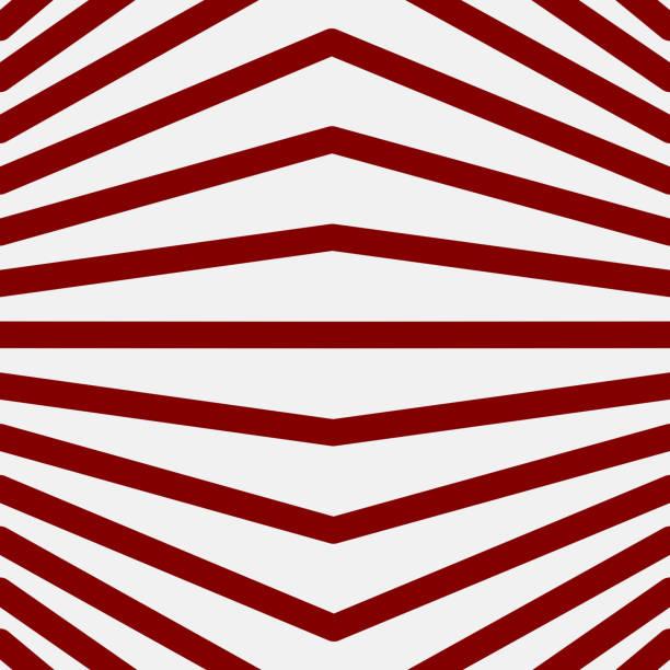 Red Pattern background. line pattern vector art illustration