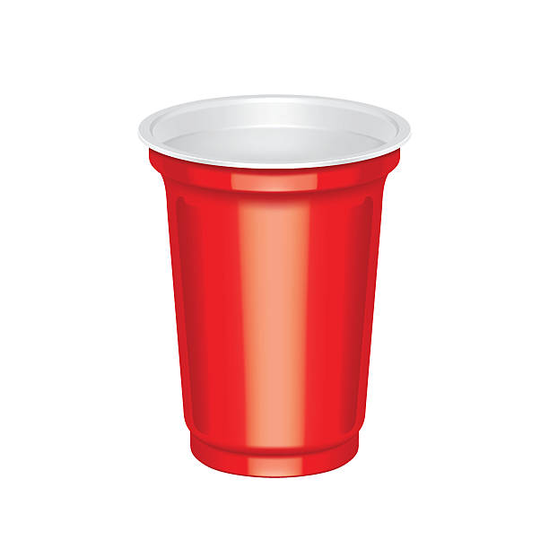 Tops Solo Cup Clip Art : Royalty free disposable cup clip art vector images