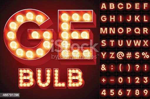Scalable vector set of letters, numbers and symbols in quadrata style for digital artwork and typography