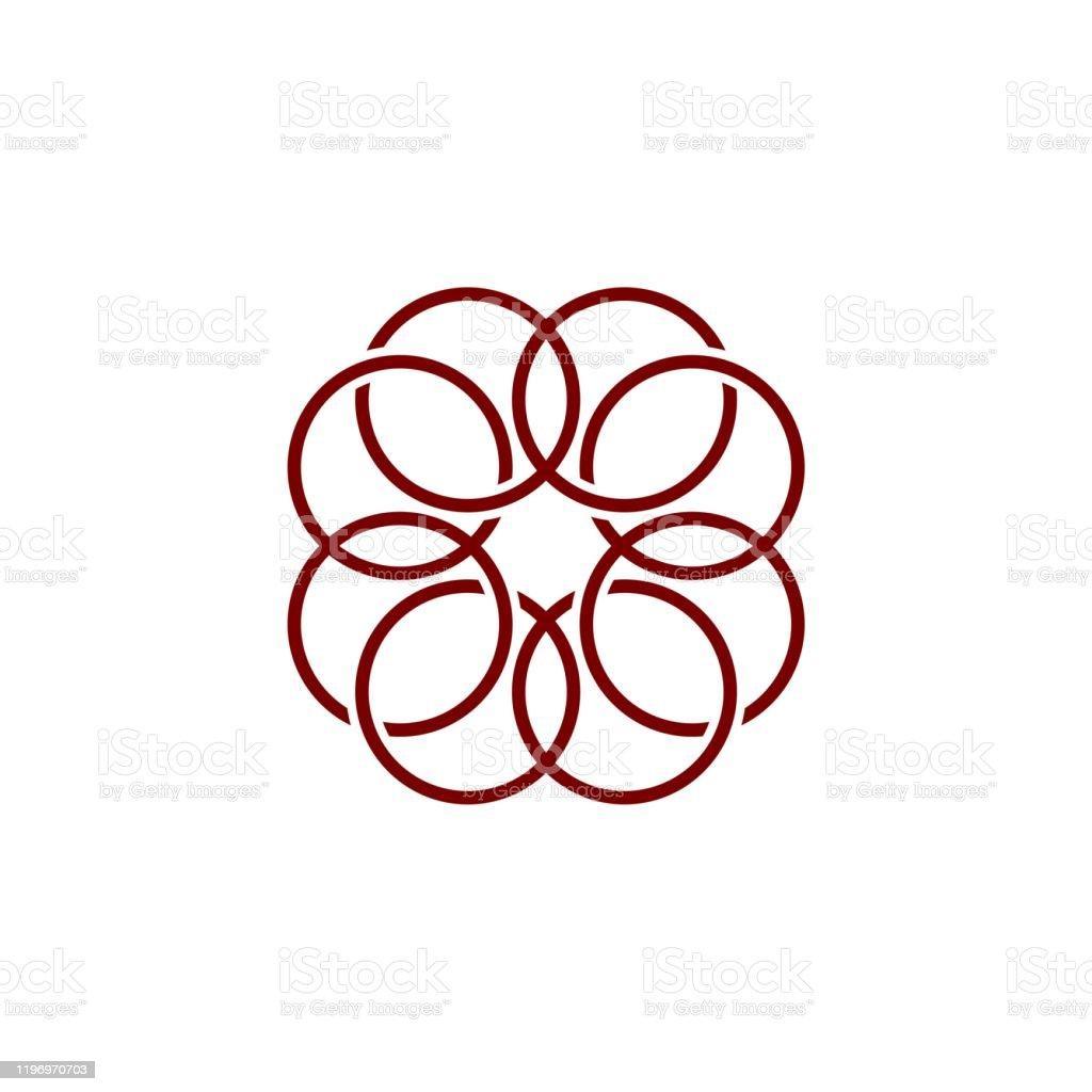 10 Petal Flower Template from media.istockphoto.com