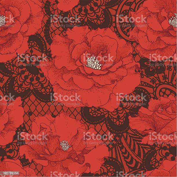 Red rose brown lace seamless pattern vector id165739154?b=1&k=6&m=165739154&s=612x612&h=ndbmoscpm ldlsrjk3vbotrd7tb h1pgpr8bcgbs3dg=