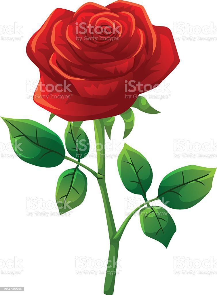 rosas rojas de estilo de dibujos animados illustracion red rose clip art borders edges printable red roses clipart borders