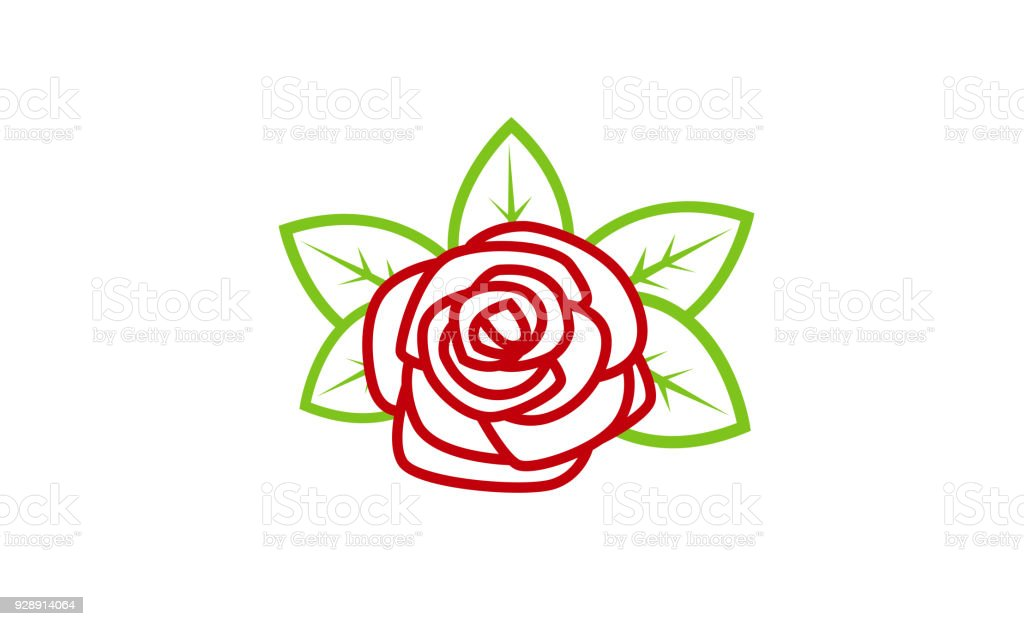Red rose nature lotus icon stock vector art more images of red rose nature lotus icon royalty free red rose nature lotus icon stock vector mightylinksfo