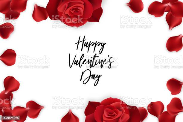Red rose petals valentines day card vector id908824970?b=1&k=6&m=908824970&s=612x612&h=xo3hmb4jxbqq88 wb fpd2uikyauiq91z3r78cdw6by=
