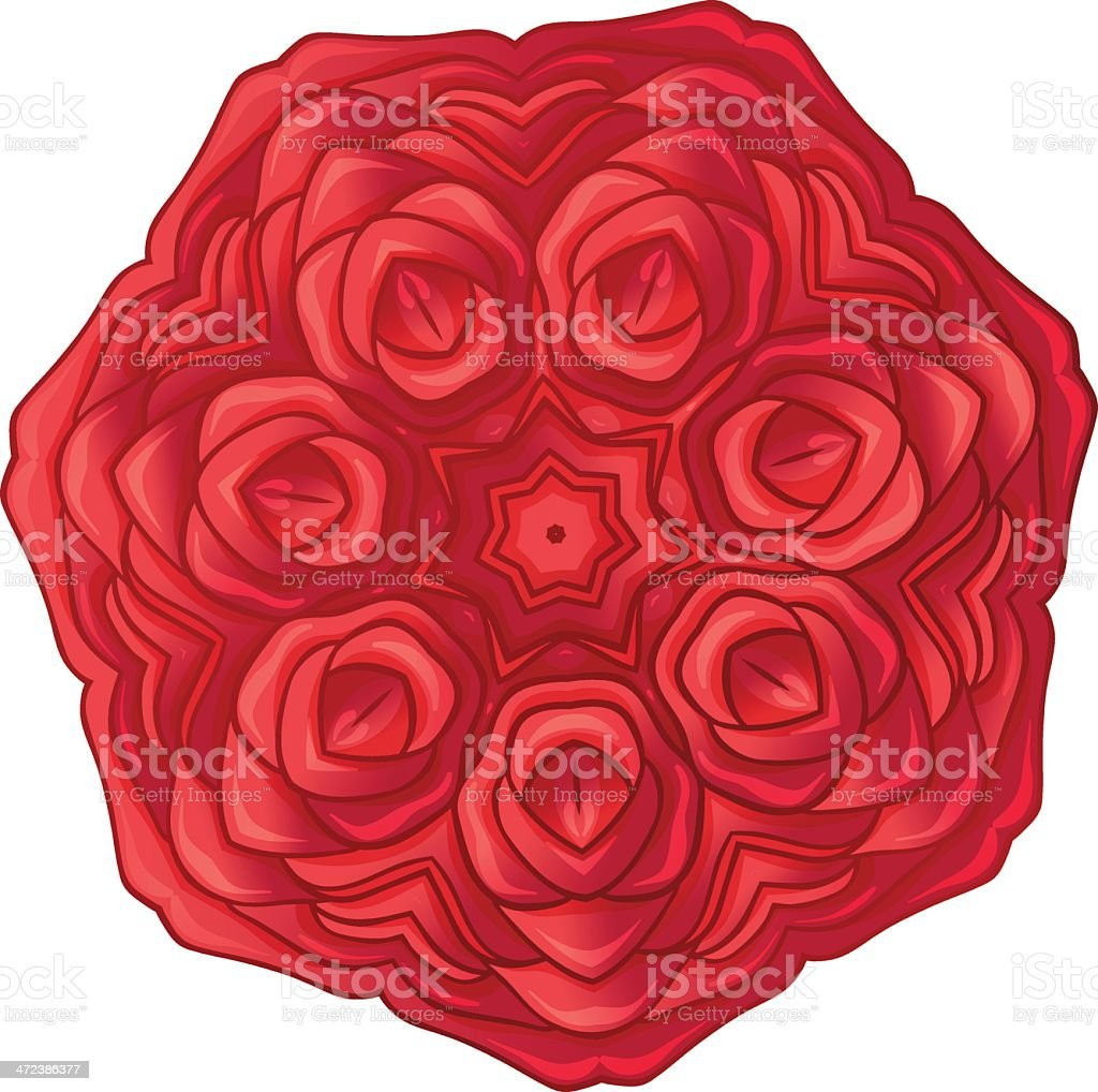 Red rose royalty-free red rose stock vector art & more images of backgrounds