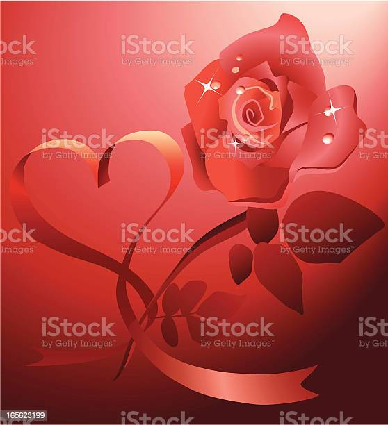 Red rose with ribbon rolled up in the heart vector id165623199?b=1&k=6&m=165623199&s=612x612&h=3rp ayvwwumbbyxrnedax l9 sviv8x0xfzsthvyxcc=