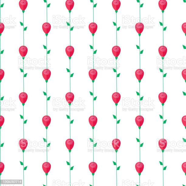 Red rose with stem and leaves seamless pattern vector id1205252714?b=1&k=6&m=1205252714&s=612x612&h=5uhrc0bagdfj5wmv4js9bvhpcalw2viw 6 7 l5bixc=