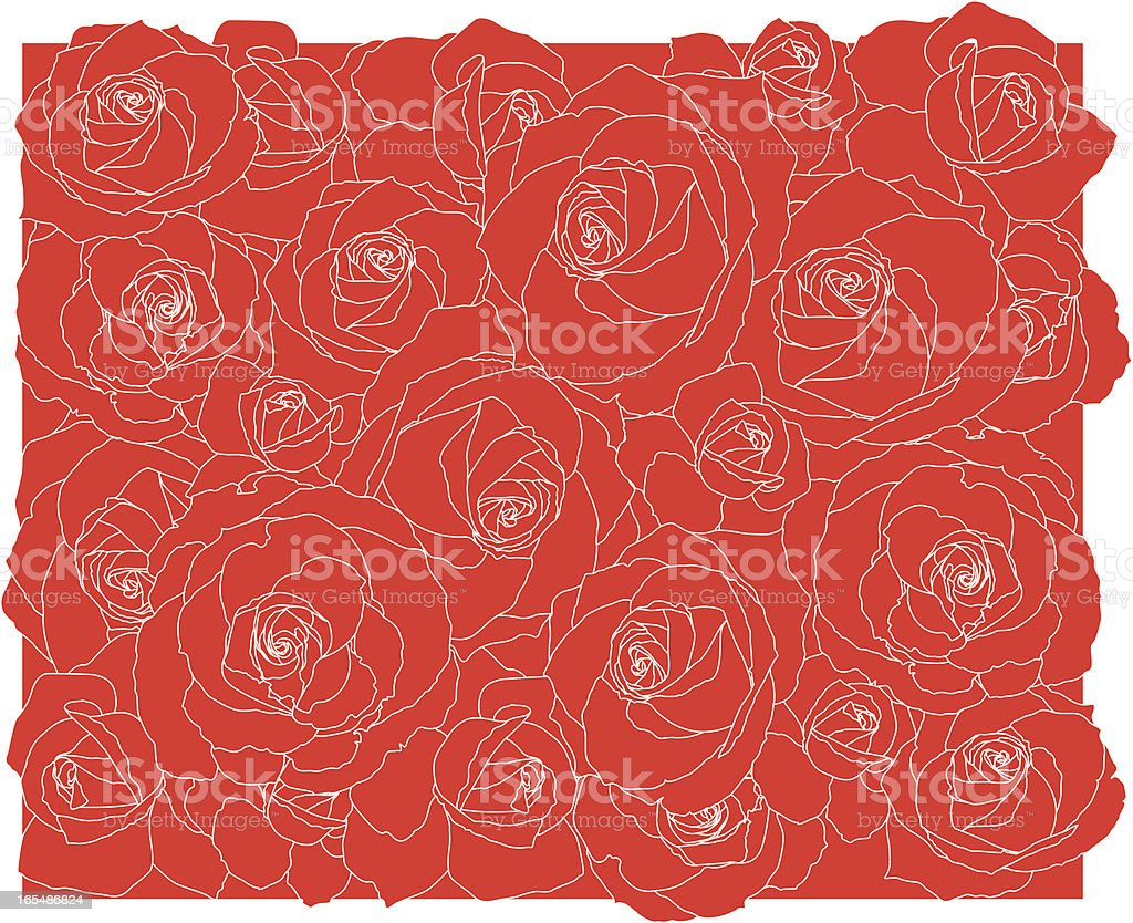 Red Roses royalty-free red roses stock vector art & more images of celebration event