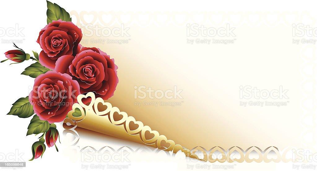 Red rosas ilustración de red rosas y más banco de imágenes de amor libre de derechos