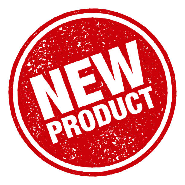 Red Rubber Stamp Icon on Transparent Background A red inked rubber stamp, with a grungy texture to simulate the effect of ink on paper. AI10 EPS is saved in a CMYK color space for optimal printing. for sale stock illustrations