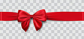 istock red satin ribbon and bow 871809018