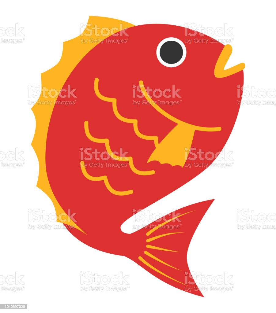 royalty free red sea bream clip art vector images illustrations rh istockphoto com Florida Bream Fish What Are Bream Fish