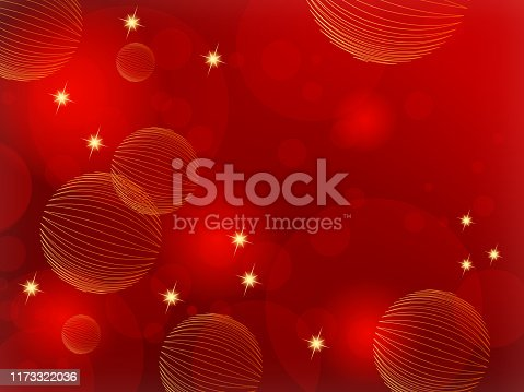 Festive vector backdrop