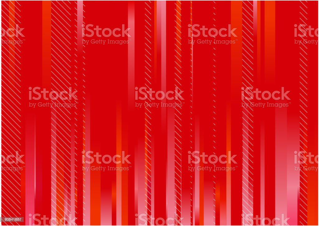 Red striped background royalty-free stock vector art