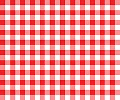 red table cloth background seamless pattern