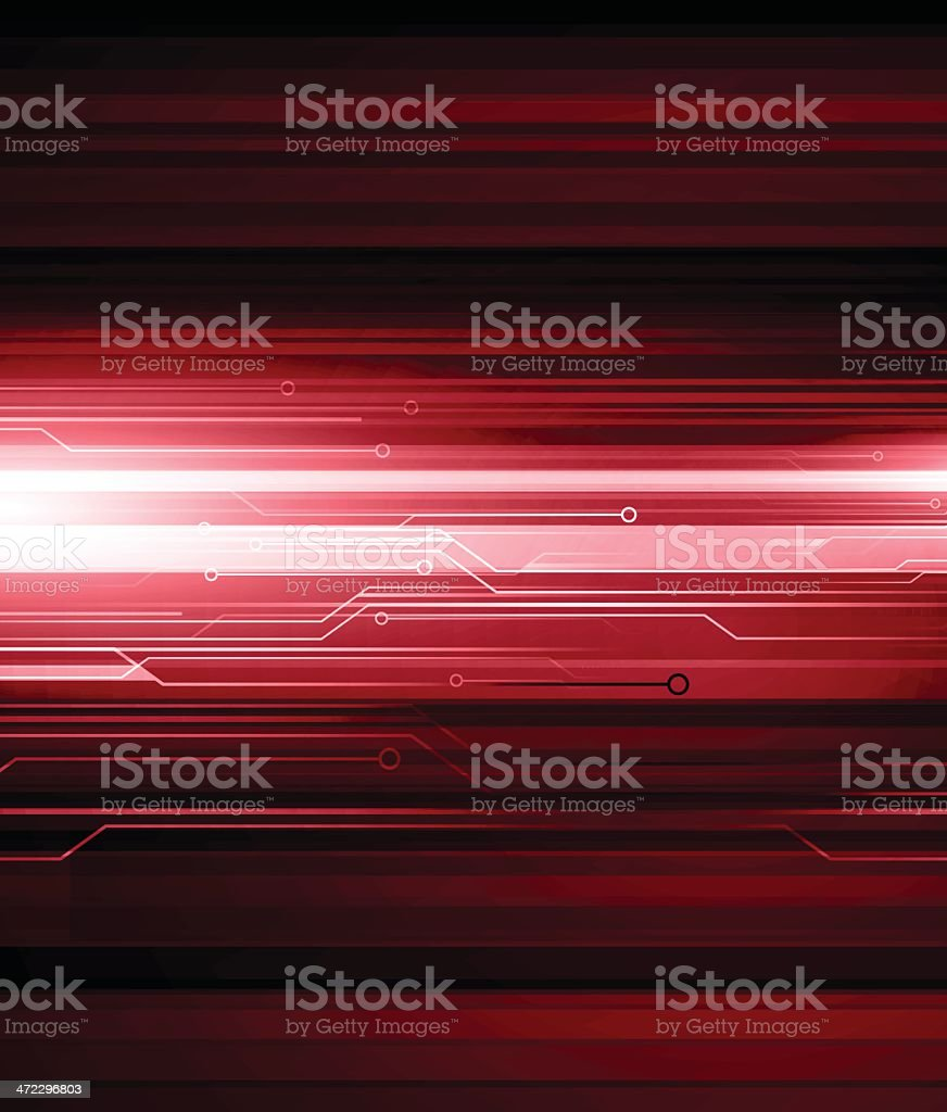 Red technical background royalty-free red technical background stock vector art & more images of abstract