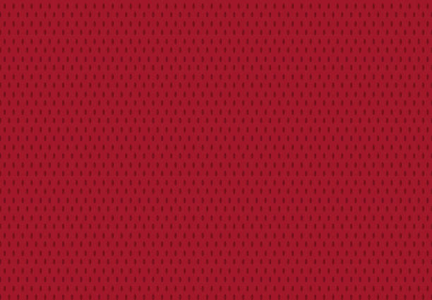 red textile texture background 01 vector art illustration