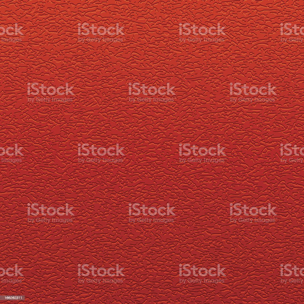 Red texture plastic effect empty background vector art illustration