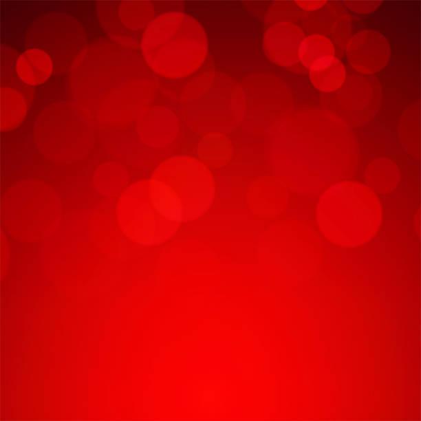 ilustraciones, imágenes clip art, dibujos animados e iconos de stock de tono rojo desenfoque bokeh fondo claro - fondos difuminados