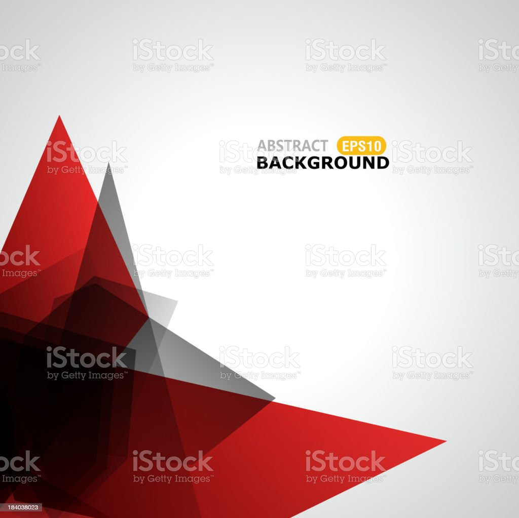 red transparency pattern background vector art illustration