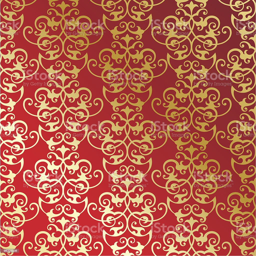 Red vector seamless pattern royalty-free red vector seamless pattern stock vector art & more images of backgrounds