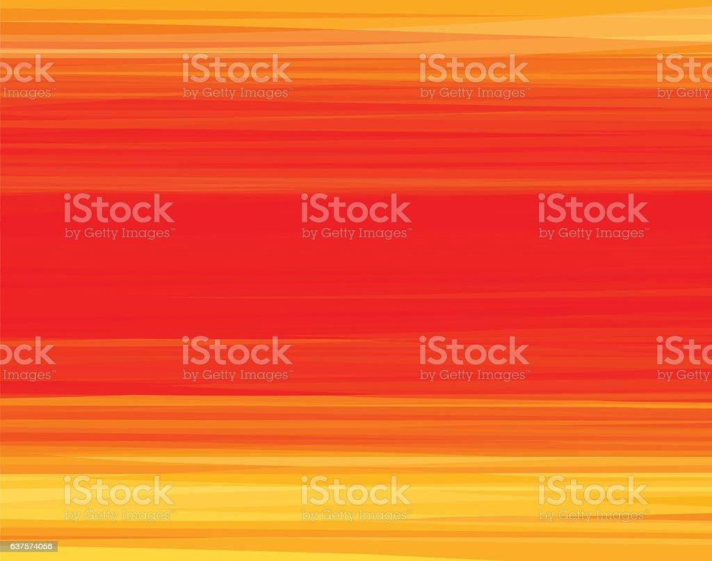 Aquarela fundo vermelho  - ilustração de arte em vetor