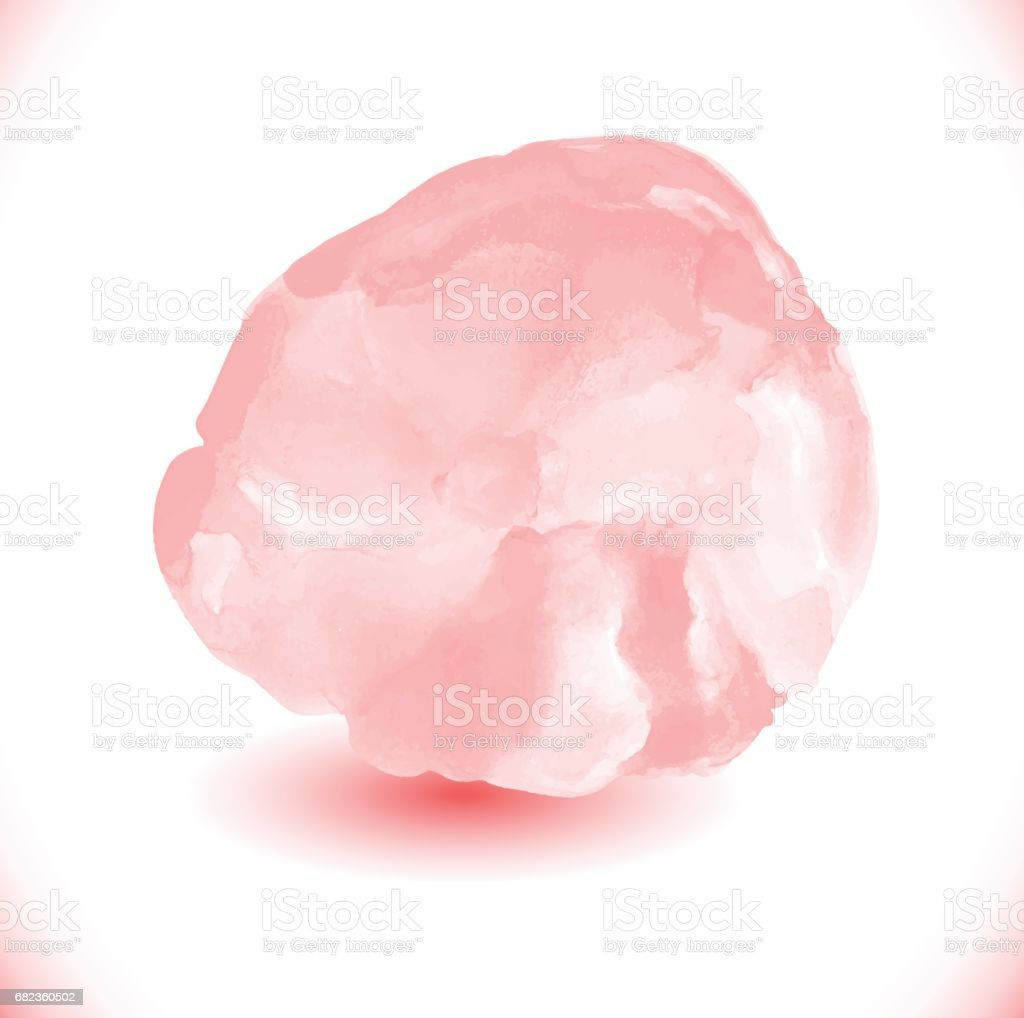 Red watercolor circles set red watercolor circles set - immagini vettoriali stock e altre immagini di ambiente royalty-free