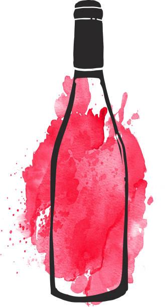 Vector wine bottle label free vector download (9,331 Free ... |Wine Bottle Graphic Design