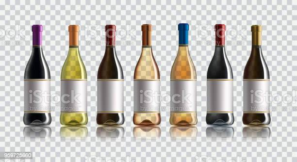 Red wine bottle set of white rose and red wine bottles isolated on vector id959725660?b=1&k=6&m=959725660&s=612x612&h=dqgkb7jlpxkj0zw i1oyflozmdcyxivlqch2qahqkd8=