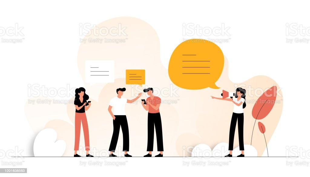Refer Friend Concept Vector Illustration. Flat Modern Design for Web Page, Banner, Presentation etc. Refer Friend Concept Vector Illustration. Flat Modern Design for Web Page, Banner, Presentation etc. Advice stock vector