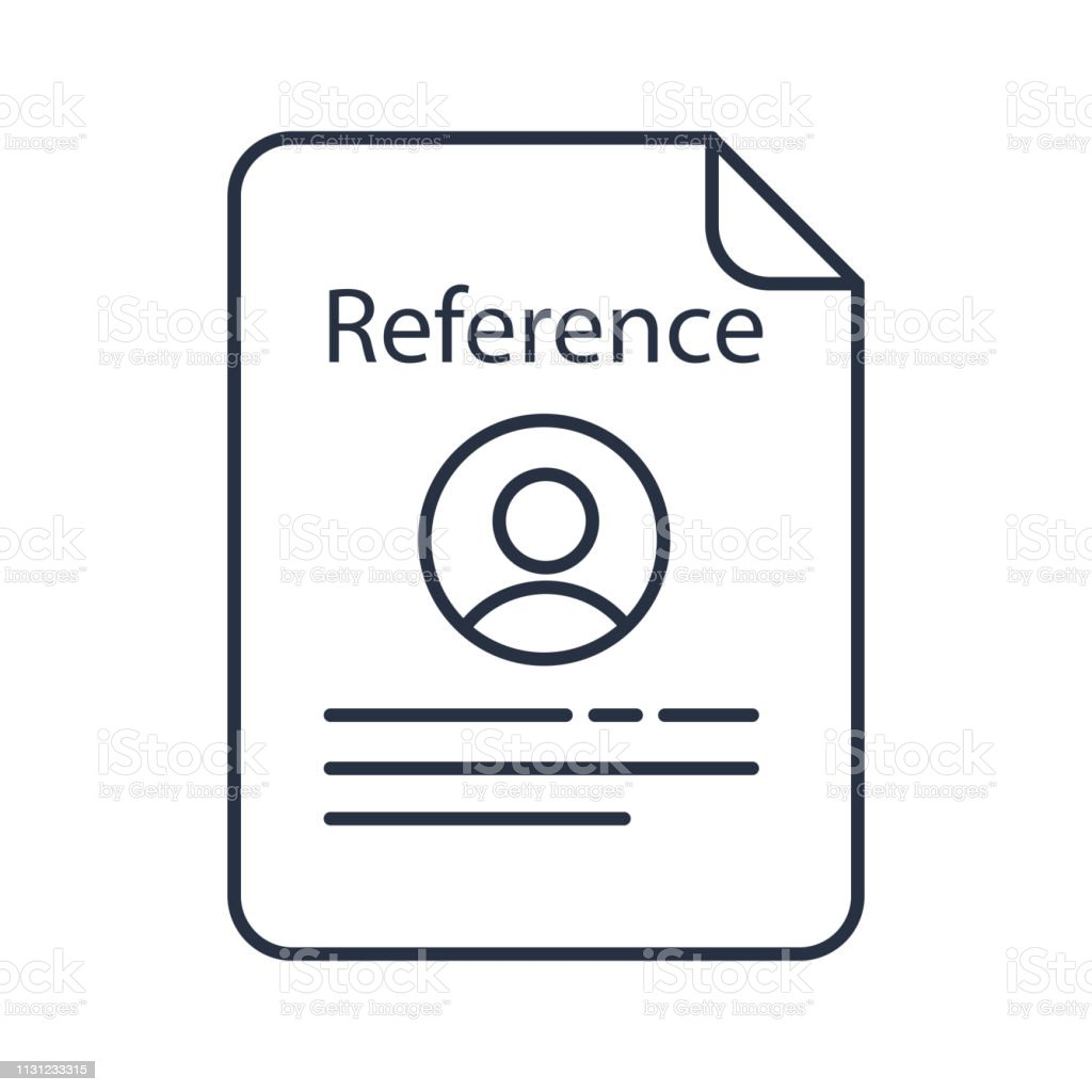 Letter Of Reference Job from media.istockphoto.com
