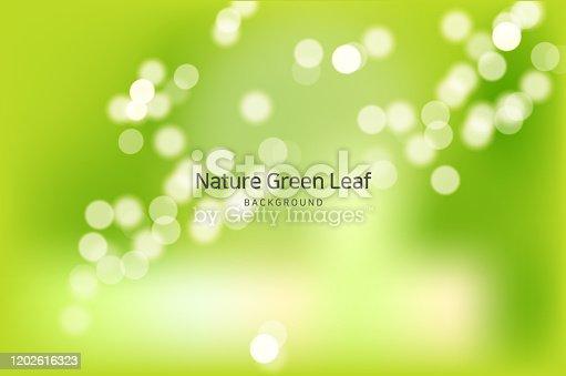 Refreshing eco background