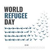 istock Refugee Day 1151796058