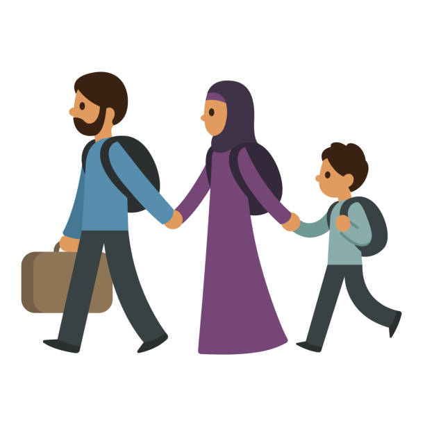Image result for refugee clip art