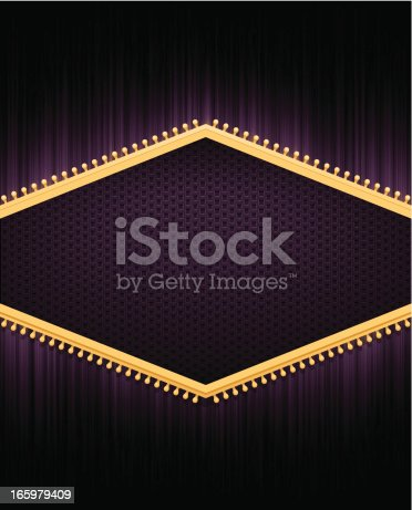 istock Regal purple background 165979409