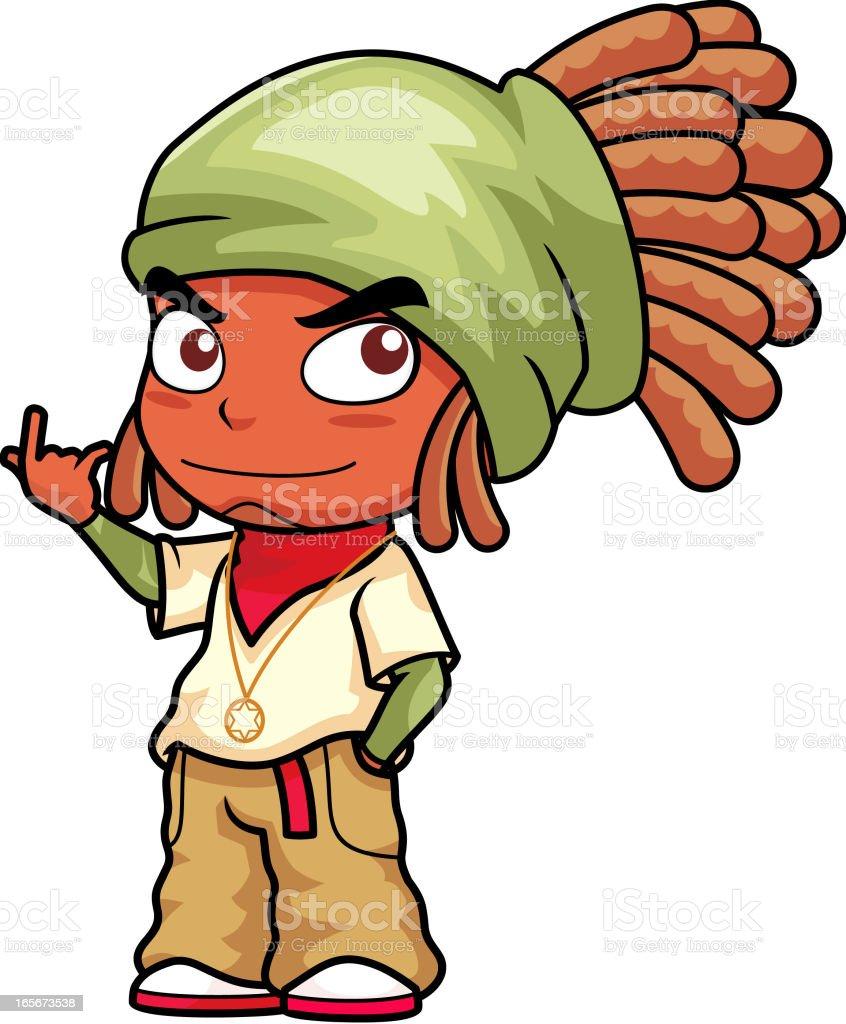 Reggae Boy Stock Illustration Download Image Now Istock
