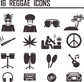 Reggae Icons
