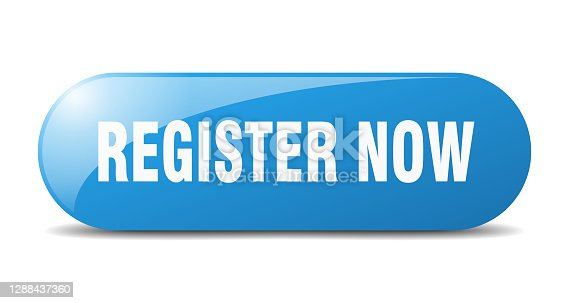 istock register now button. register now sign. key. push button. 1288437360