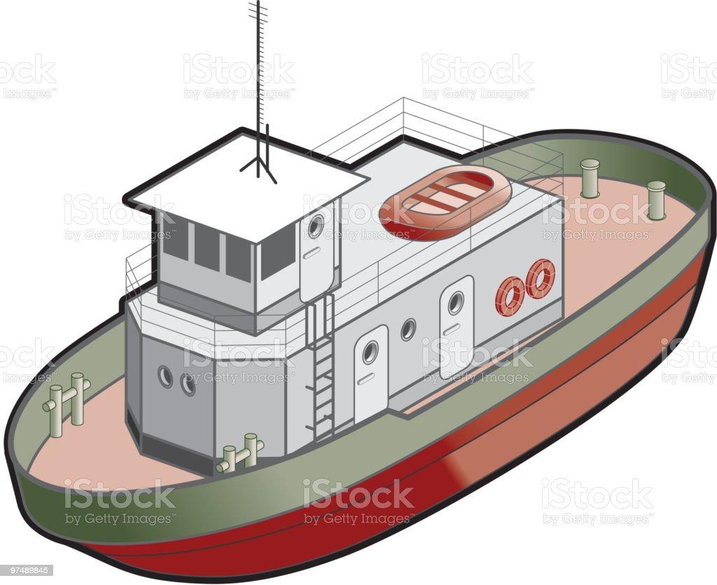 Regular Boat Icon. Design Elements royalty-free regular boat icon design elements stock vector art & more images of boat deck