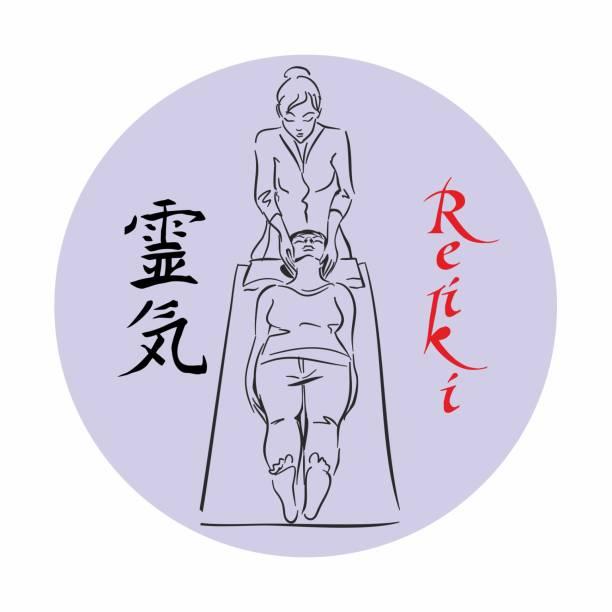 Best Reiki Illustrations, Royalty-Free Vector Graphics ...