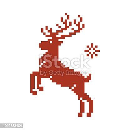 istock reindeer 1059833404