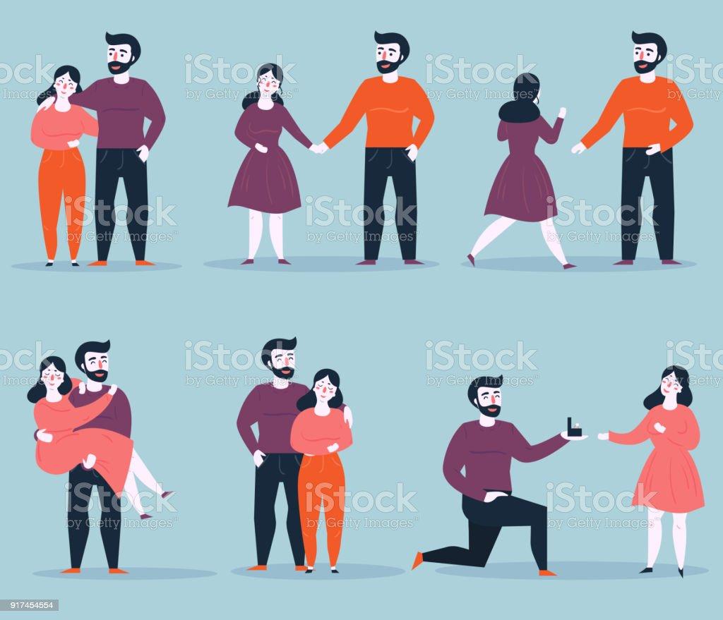Relationship steps dating