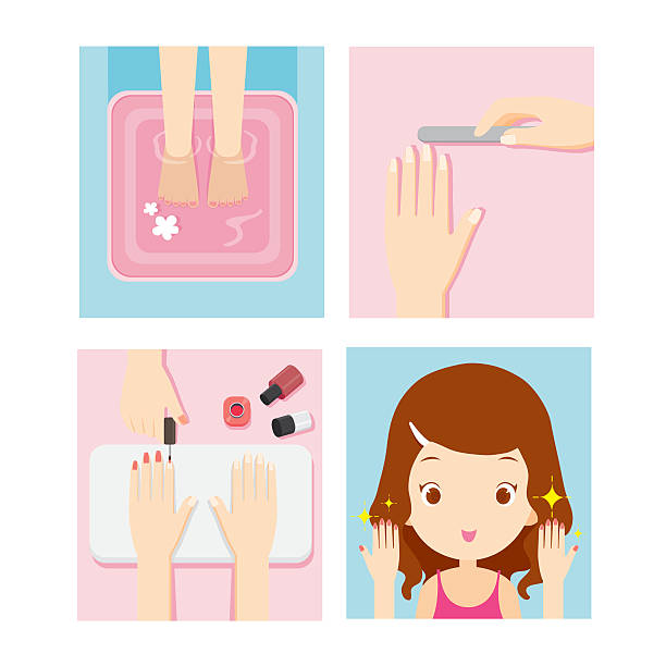 Royalty Free Nail File Clip Art, Vector Images & Illustrations - iStock