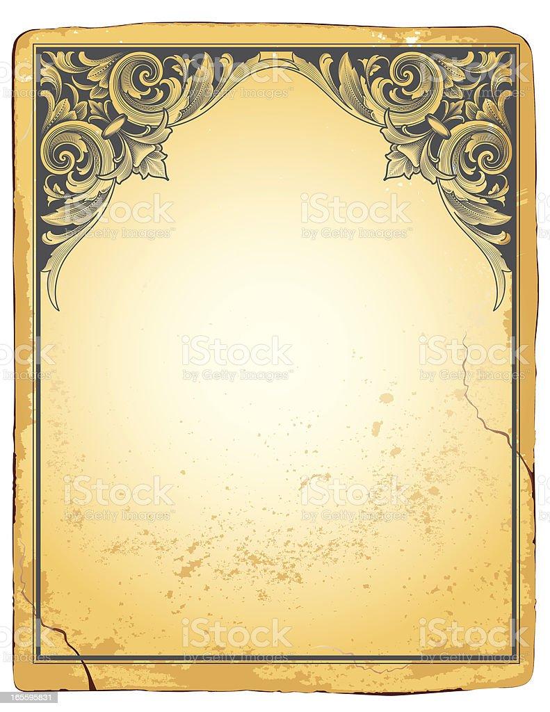 Relief arabesca conector macho ilustración de relief arabesca conector macho y más banco de imágenes de angustiado libre de derechos