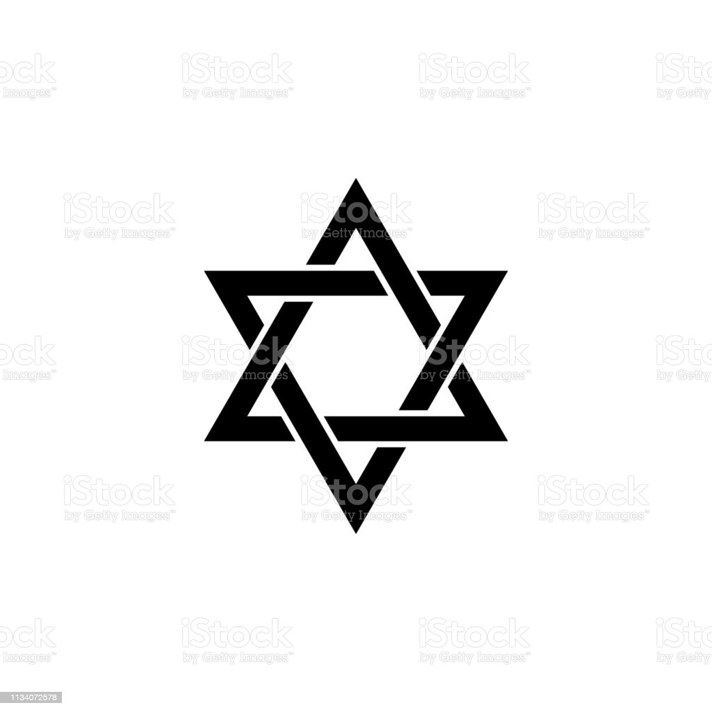 religion symbol, Judaism icon. Element of religion symbol...