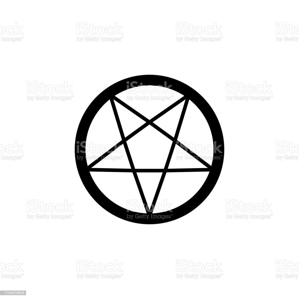 religion symbol, occultism icon. Element of religion symbol...
