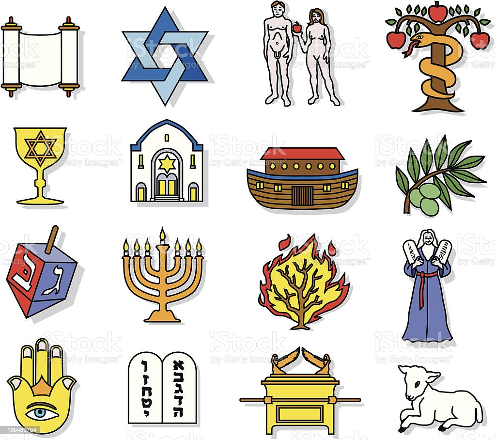 religion royalty-free stock vector art