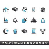 Religions   Blue Grey